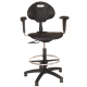 Skin Poly Drafting Chair